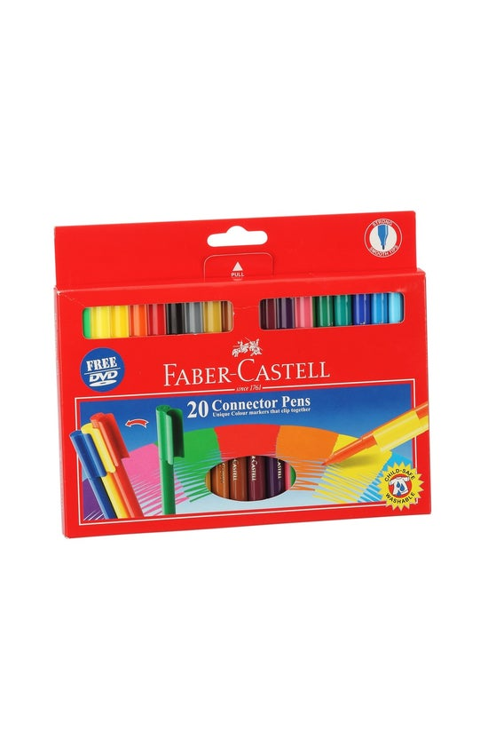 Faber Castell Connector Pens P...