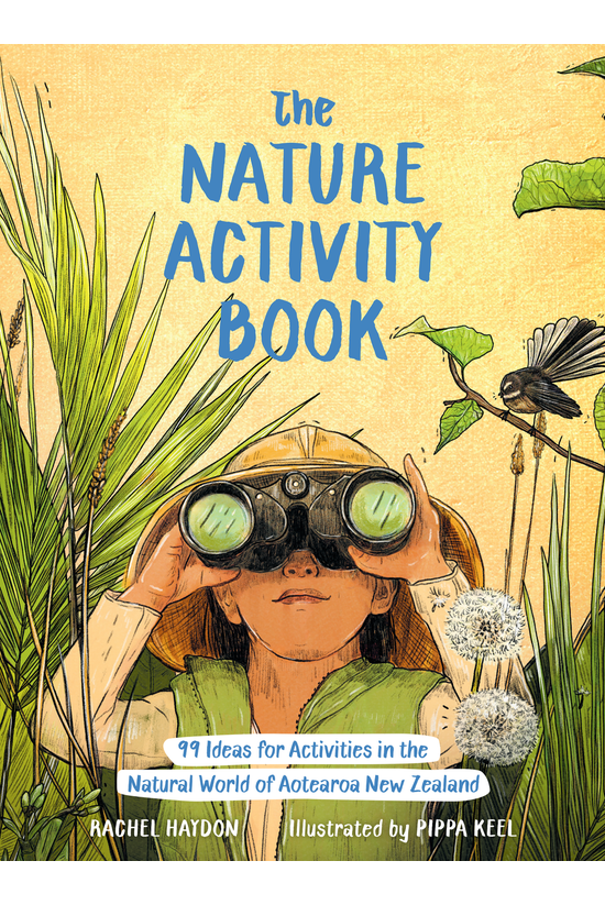 The Nature Activity Book