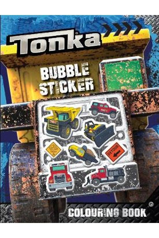 Tonka Bubble Sticker Colouring...