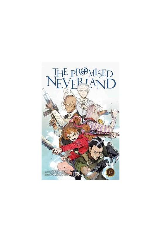 Promised Neverland #17