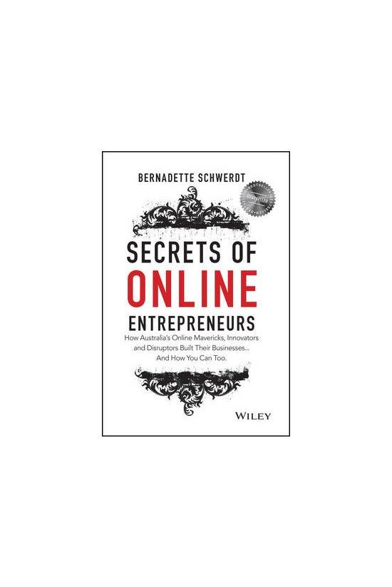 Secrets Of Online Entrepreneur...