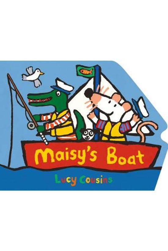 Maisy Mouse: Maisy's Boat