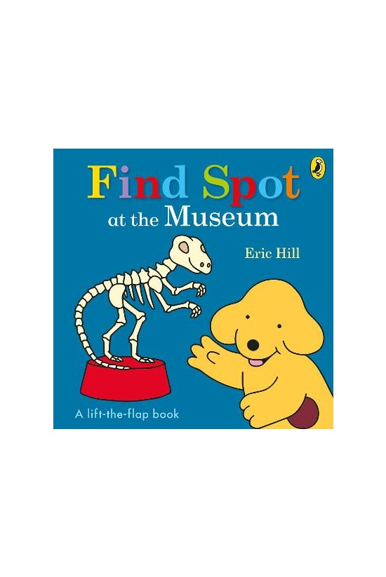 Spot The Dog: Find Spot At The...