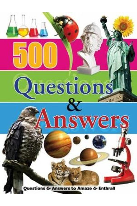 500 Questions & Answers: R...