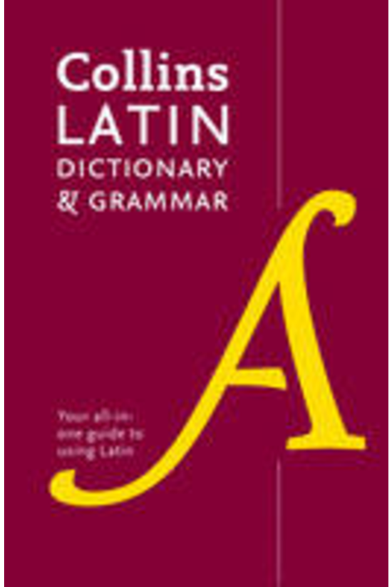 Collins Latin Dictionary And G...