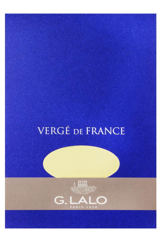 G. Lalo Notepad A5 Ivory 50 Sh...