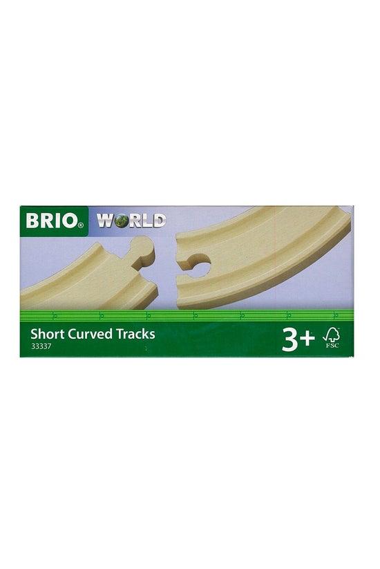 Brio World: Short Curved Track...