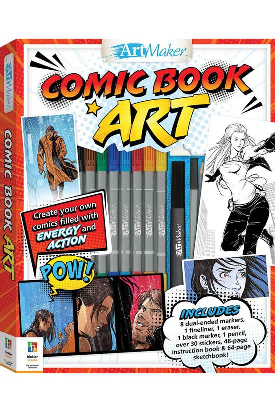 Art Maker: Comic Book Art