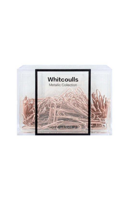 Whitcoulls Paper Clips 28mm Ro...