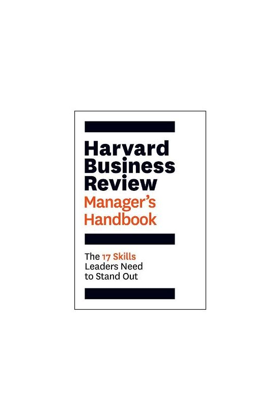 The Harvard Business Review Ma...