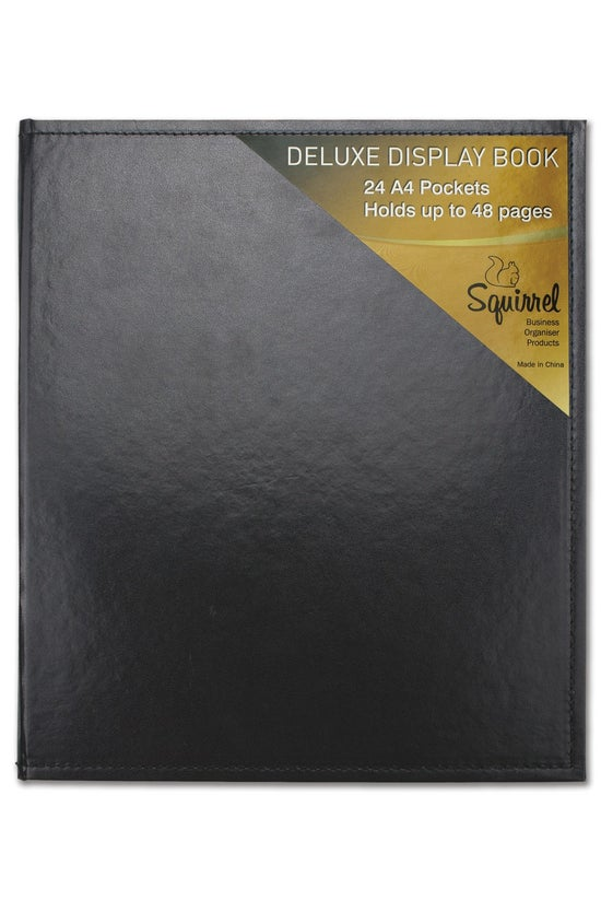 Squirrel Deluxe Display Book B...