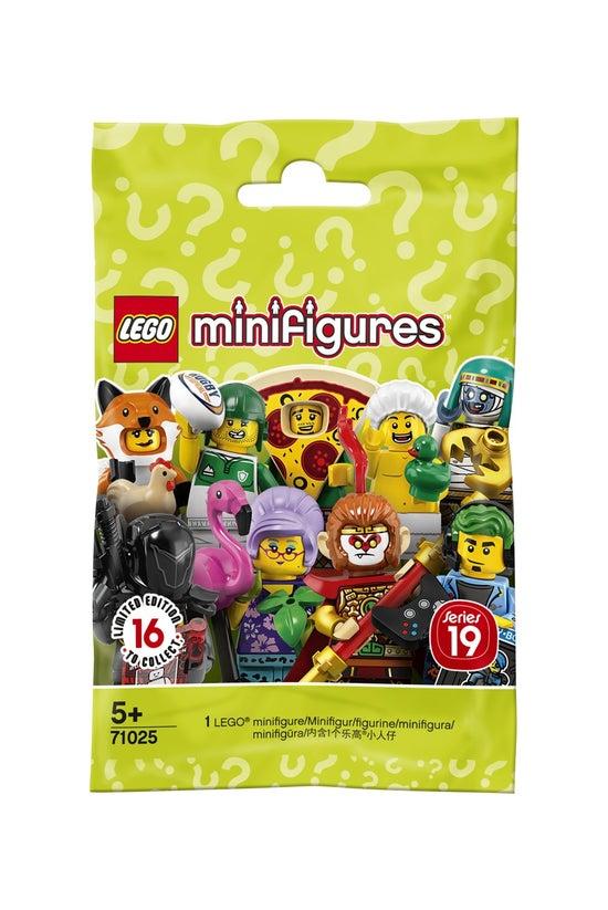 Lego Minifigures: Blind Bag Se...