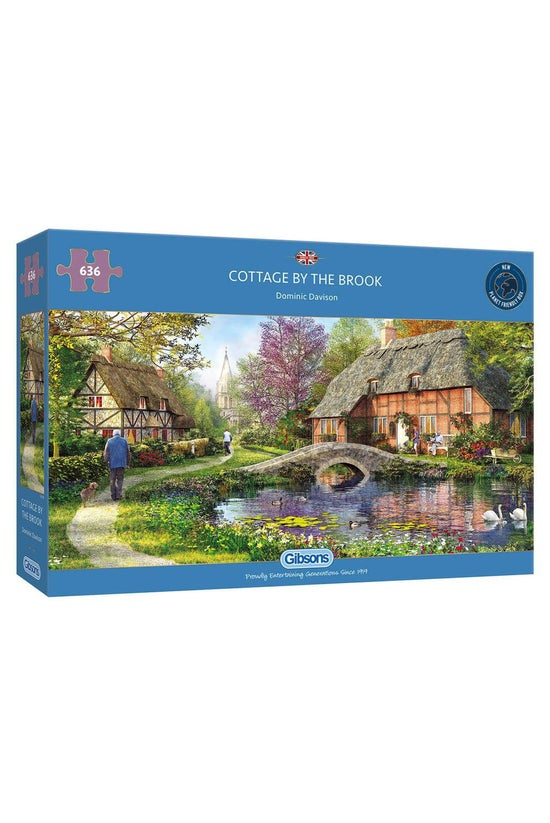 Gibsons Jigsaw Puzzle 636 Piec...
