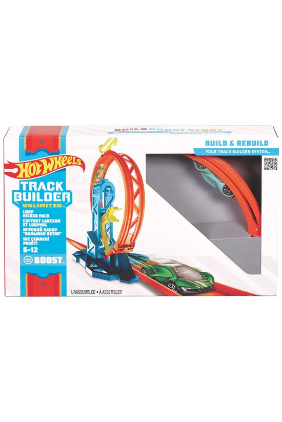 Hot Wheels Track Builder Assor...
