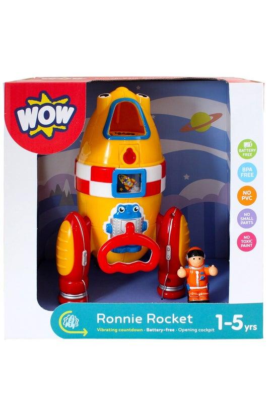 Wow Ronnie Rocket