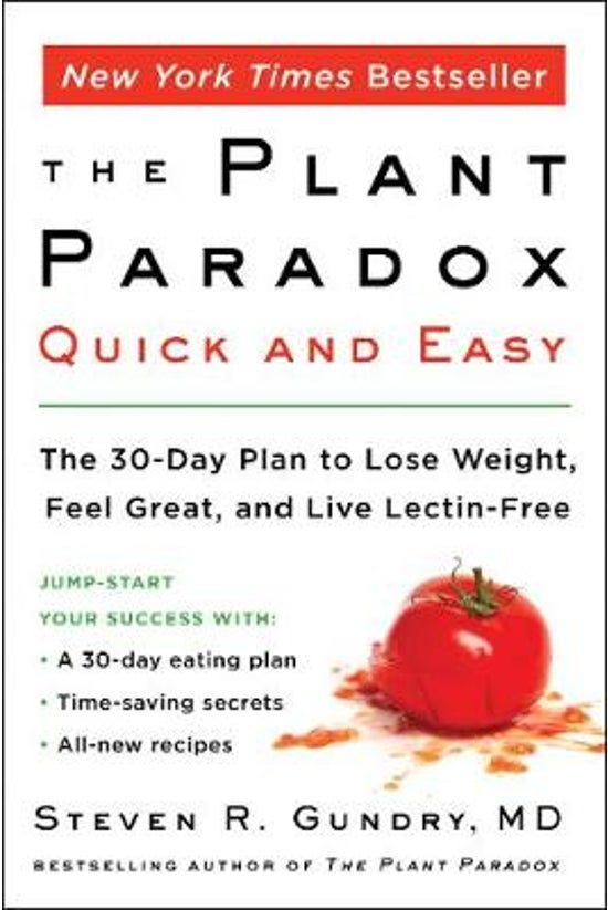 The Plant Paradox Quick And Ea...