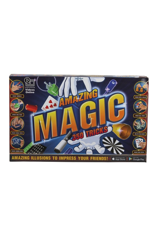 Amazing Magic 350 Tricks Box