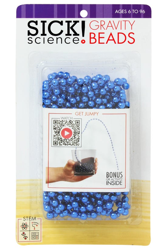 Sick Science! Gravity Beads