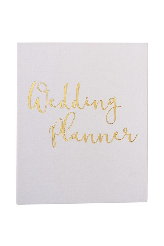 Noted Wedding Planner Fabric C...