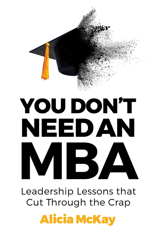 You Don't Need An Mba