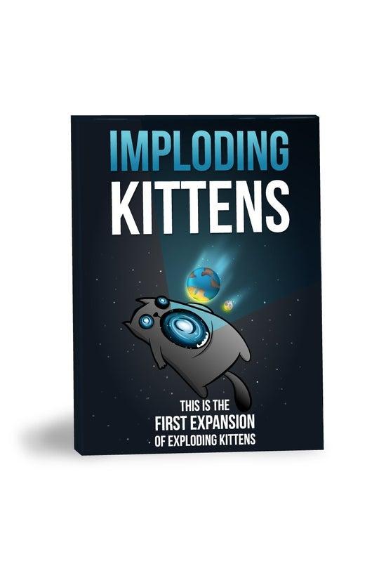 Exploding Kittens Card Game: I...