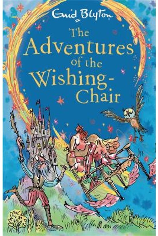 The Wishing-chair #01: The Adv...