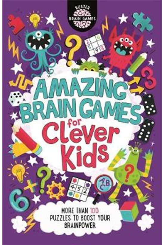Amazing Brain Games For Clever...