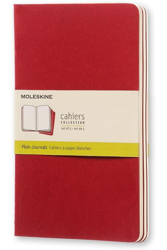 Moleskine Cahier Large Plain R...