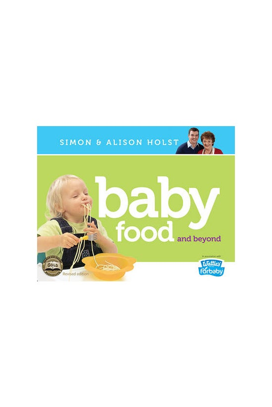 Baby Food And Beyond
