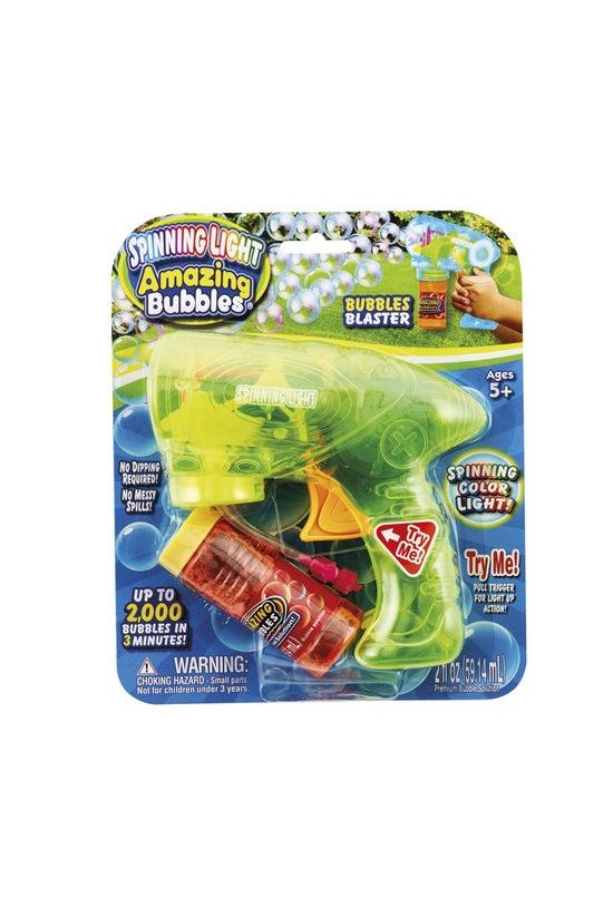 Light Up Bubble Blaster Assort...