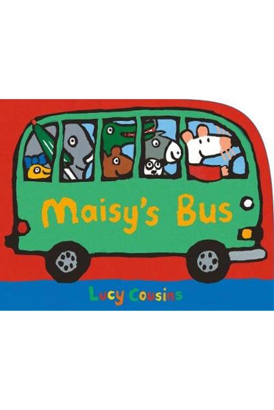Maisy Mouse: Maisy's Bus