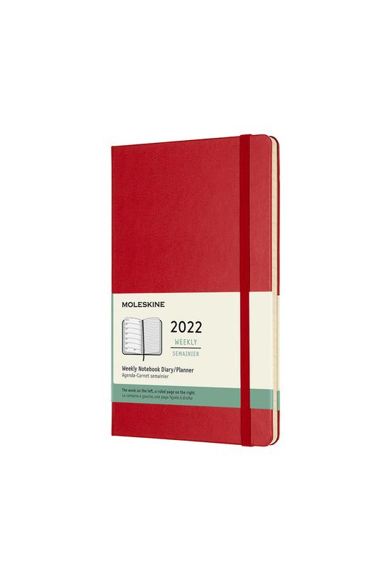 2022 Diary Moleskine Large Wee...