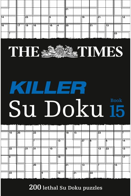 The Times Killer Su Doku Book ...