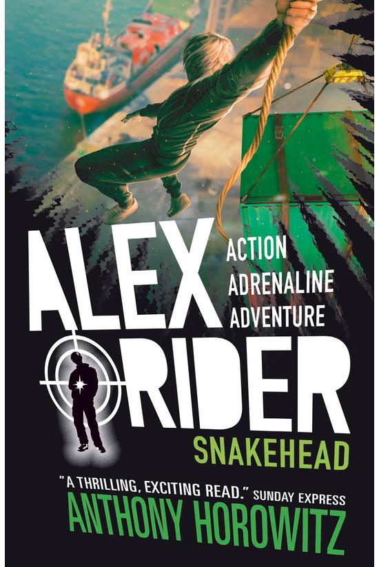 Alex Rider #07: Snakehead