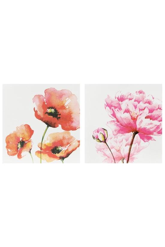 Whsmith Notecards Modern Flora...