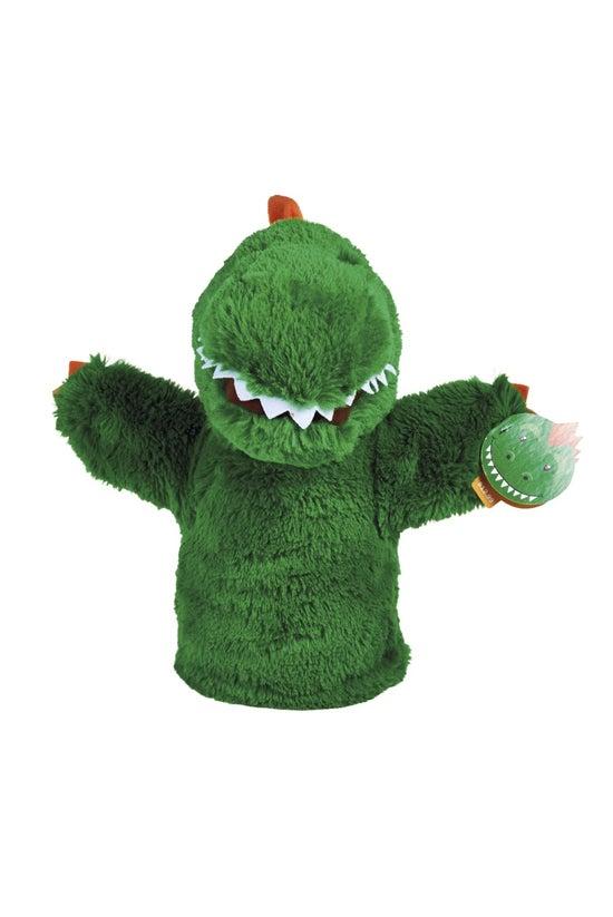 Hand Puppet Diddy Dinosaur