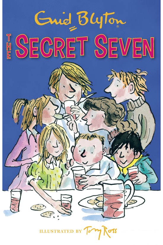 Secret Seven: The Secret Seven...