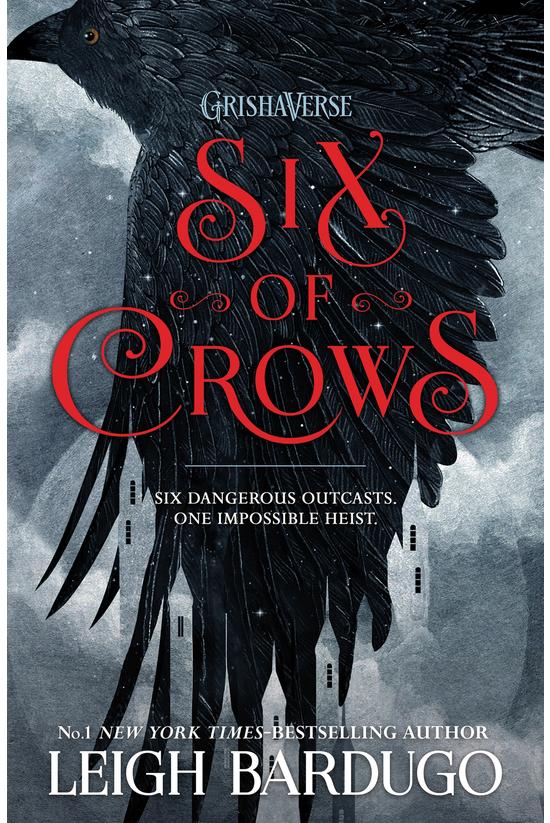 Grisha: Six Of Crows