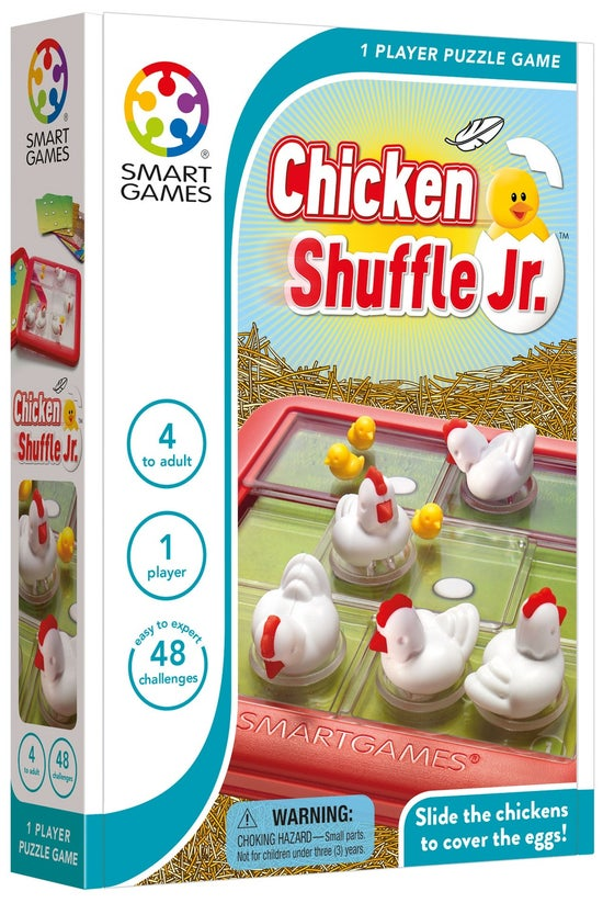 Smart Games Chicken Shuffle Ju...