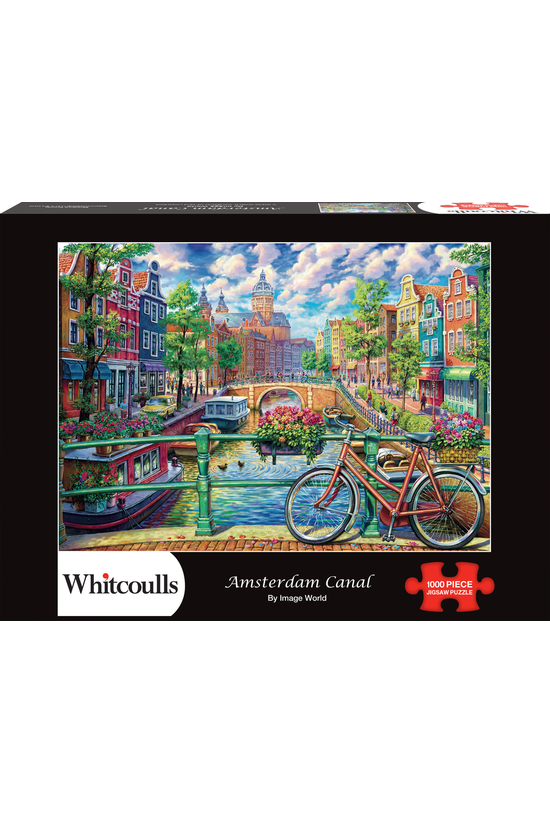 Whitcoulls 1000 Piece Jigsaw A...