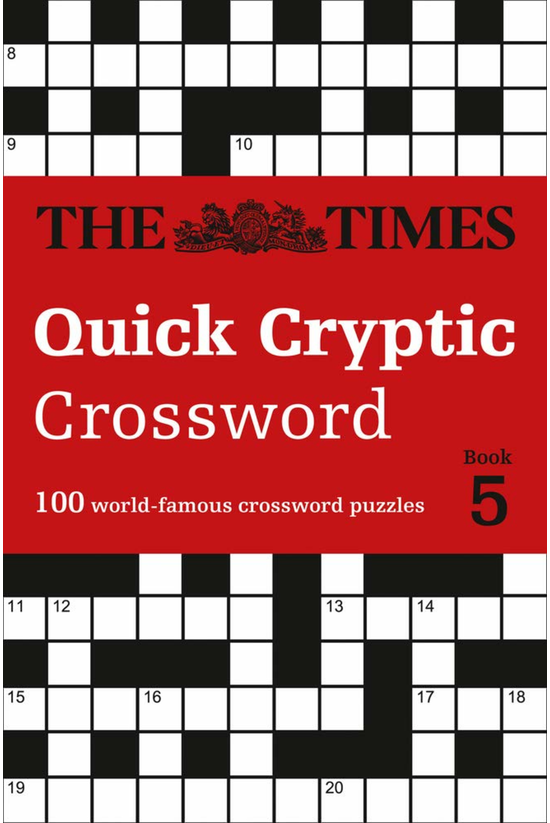 The Times Quick Cryptic Crossw...