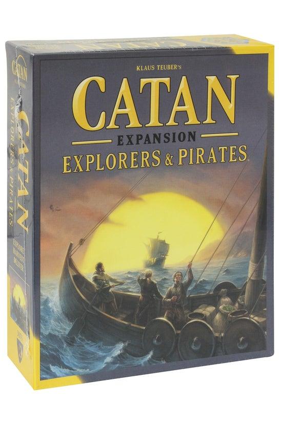 Catan: Explorers And Pirates E...