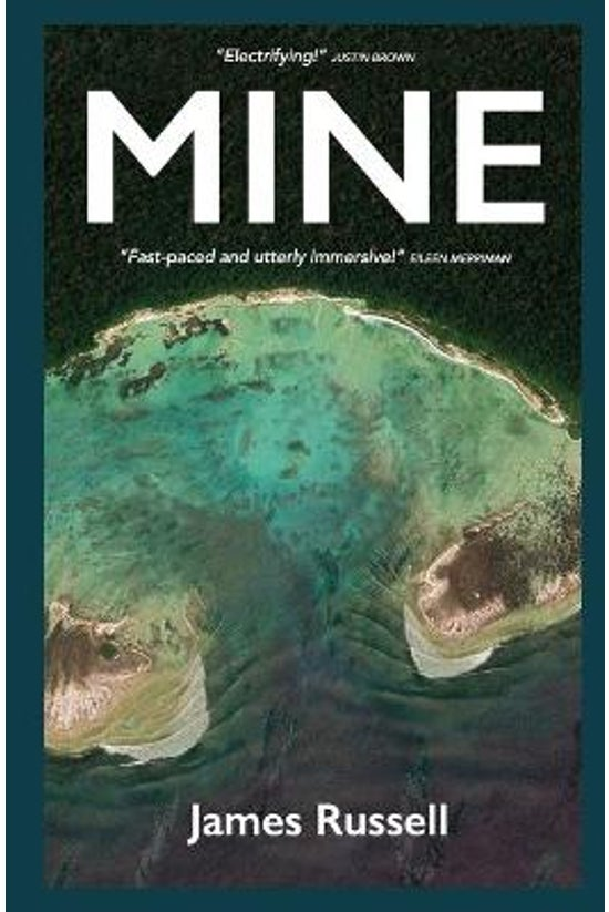 Saltwater Series #01: Mine