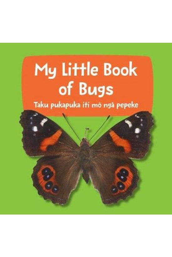My Little Book Of Bugs