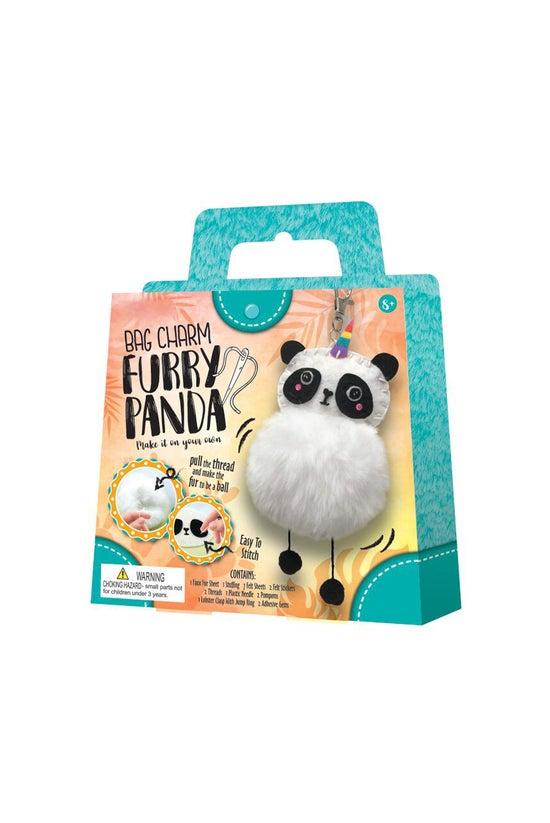 Make Your Own Bag Charm Furry ...