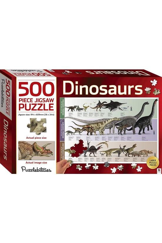 Puzzlebilities 500 Piece Jigsa...