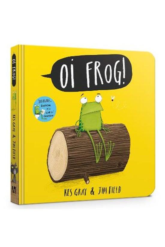 Oi! #01: Oi Frog!