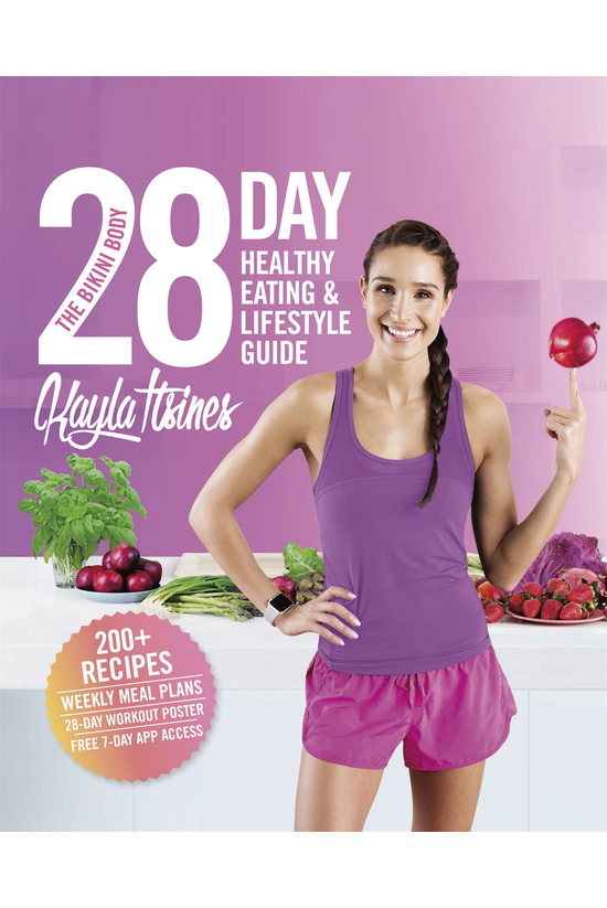 The Bikini Body 28-day Healthy...