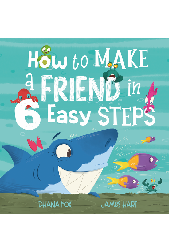How To Make A Friend In 6 Easy...