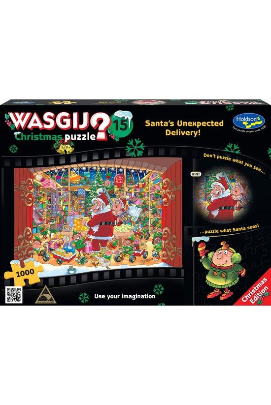 Wasgij Christmas #15: Santa's ...